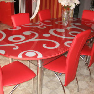 Кухня Red Modern